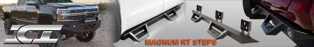 magnum rt steps