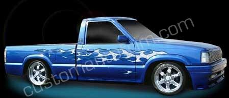 Truck Graphic Kit GK274