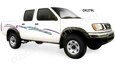 Truck Graphic Kit GK279