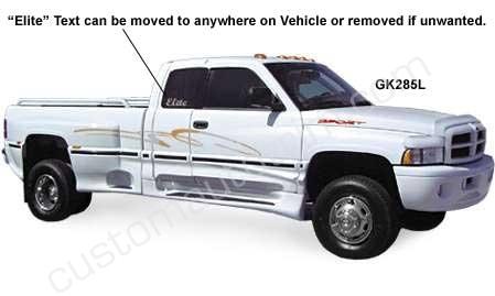 Truck Graphic Kit GK285