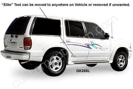 Car Graphic Kit GK285