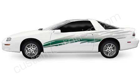 Car Graphic Kit GK309