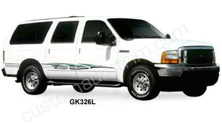Truck Graphic Kit GK326