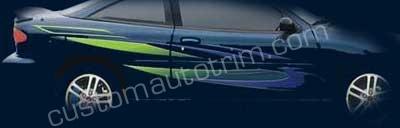 Car Graphic Kit GK344