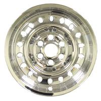 18 inches ABS Plastic Wheel Skins