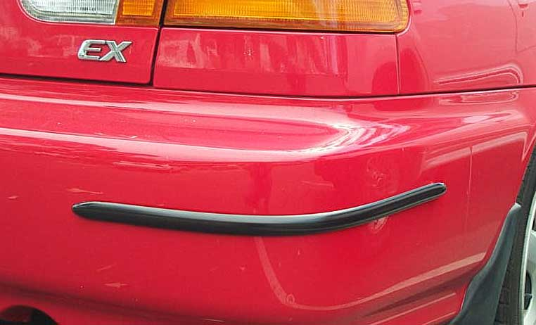 Bumper Guards & Bumper Molding