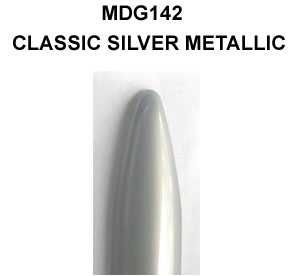 1 inch Universal Factory Style Body Side Molding w/ Pointed Ends in Colors.
