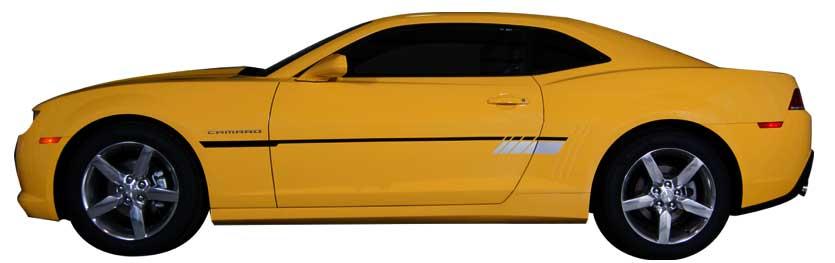 2010-2015 Chevy Camaro Bullet Stripe.