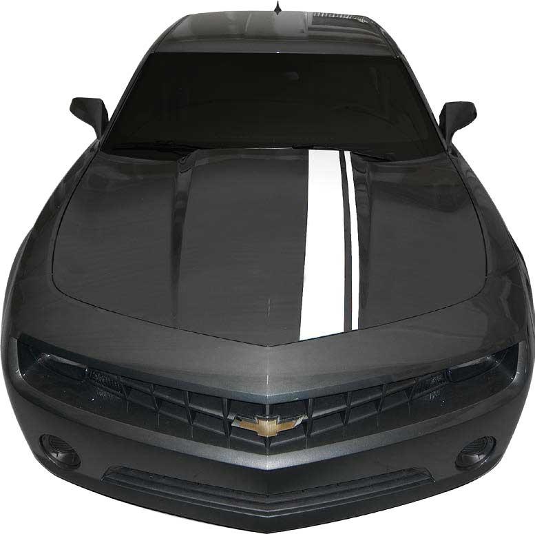 2010-2013 Chevy Camaro Euro Hood Stripe.