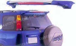 1997-2001 Honda CRV  Spoiler