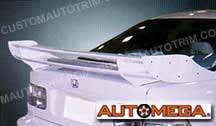 Accord SALEEN STYLE SPOILER NO LIGHT