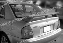 1999-2003 Mazda Protege MP3  Spoiler
