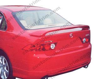 2004-2008 Acura TSX  Spoiler