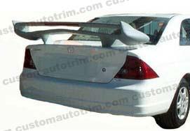 2001-2005 Honda Civic  2 DRSpoiler