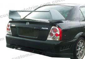 1999-2003 Mazda Protege  Spoiler