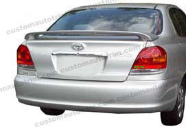 2000-2005 Toyota Echo  Spoiler