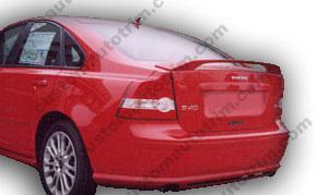 2005-2011 Volvo S40  Spoiler