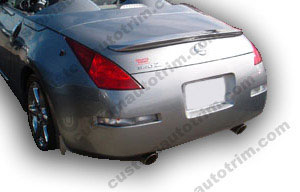 350Z CUSTOM SMALL LIP STYLE SPOILER NO LIGHT