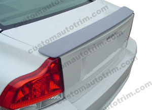 S60 2004 FACTORY 2 POST STYLE SPOILER NO LIGHT