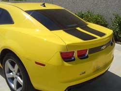 2010-2013 Chevy CAMARO COUPE Spoiler