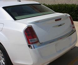2011-up Chrysler 300C  Spoiler