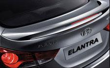 2011-up Hyundai ELANTRA  Spoiler