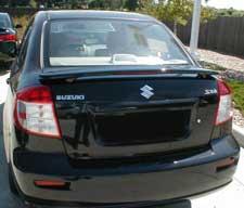 2007-up Suzuki SX4  Spoiler
