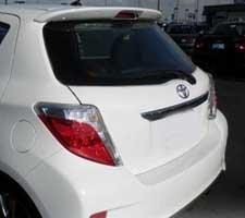 2012-up Toyota YARIS HATCHBACK Spoiler