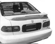1992-1995 Honda Civic  4 DRSpoiler