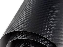 DiNoc Black Carbon Fiber Wrap