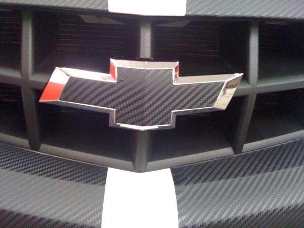 Vinyl Wrap Emblems