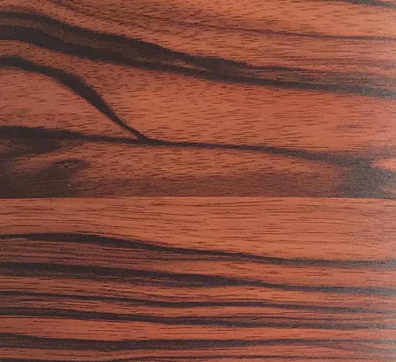3M DiNoc Wood Grain Vinyl Wrap - Rich Ebony.