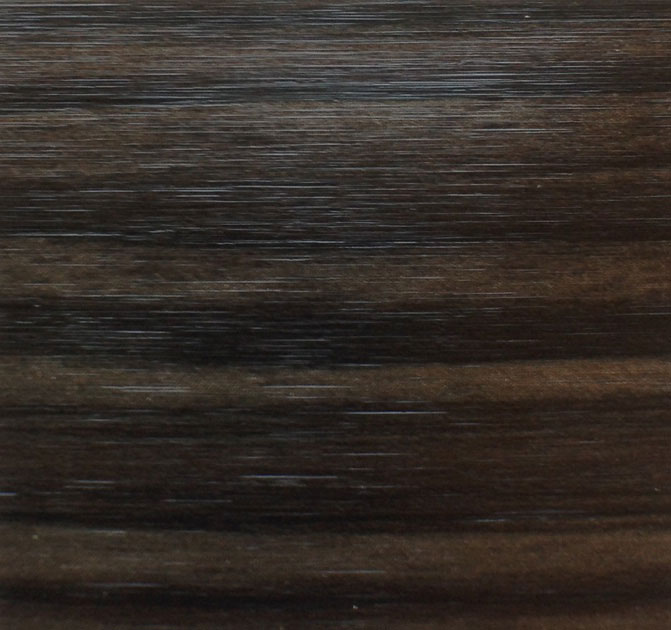 3M DiNoc Wood Grain Vinyl Wrap - Ebony Metallic Wood.