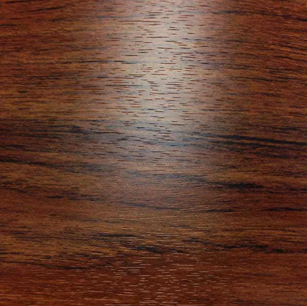 3M DiNoc Wood Grain Vinyl Wrap - Dark Teak.
