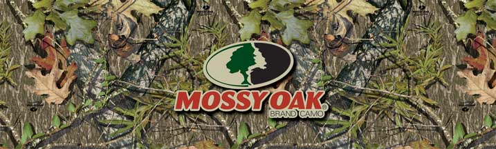 Mossy Oak Obsession with Logo Rear Window Graphic