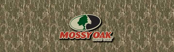 Mossy Oak Bottomland with Logo Rear Window Graphic
