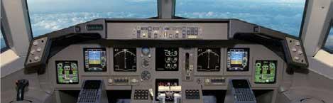 Flight Instruments Rear Window Graphic