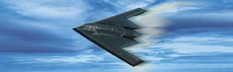 B2 Stealth Bomber Rear Window Graphic